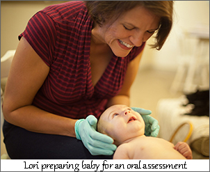 infant oral assessment